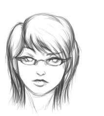 woman sketch 2 by nx3fox on deviantart