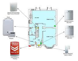 wireless burglar alarms electronic projects pinterest
