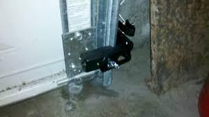 Security Garage Door by Garage Door Opener Install The Packing Rat