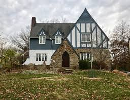 tudor home the most charming tudor homes in cincy are in this tiny sliver of a