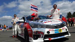 toyota global toyota and lexus top of the class at nürburgring toyota global