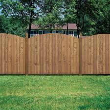 Lowes Trellis Panel Shop Barrette 8 Ft X 6 Ft Spruce Dog Ear Wood Fence Privacy Panel