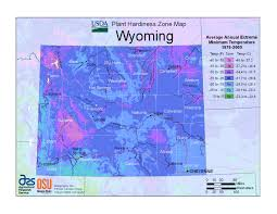 Durant Wyoming Map How To Use The Usda Planting Zone Hardiness Map
