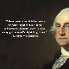 Right To Bear Arms Meme - did george washington offer support for individual gun rights as