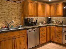 unique kitchen cabinets custom in natural walnut