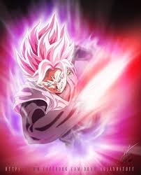 K He In Pink Why Goku Black Is His Own Character Apart From Zamasu