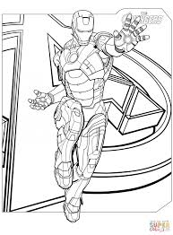 coloring pages cool coloring pages avengers iron man