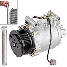 honda crv air conditioner compressor amazon com 2002 2006 honda crv cr v a c compressor with 1
