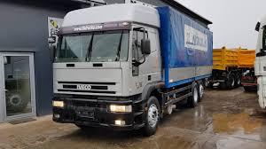 truck iveco eurotech 240e42 6x2 stake body fiš trucks u0026 machinery