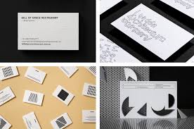 Business Card Invitation Business Card Design Inspiration