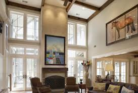 living room awesome simple vaulted ceiling for living room