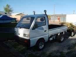 homemade pickup truck my autozam japanese mini truck forum