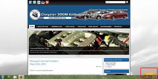 translation feature added to the new website chrysler 300m