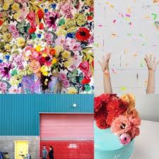 20 multi color images to inspire color at home design sponge