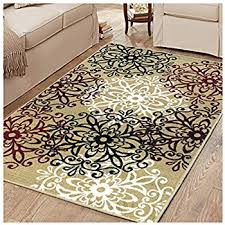 Area Rug Pattern Nourison Somerset St74 Latte Rectangle Area Rug 7