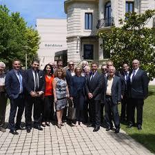 chambre de commerce et d industrie de marseille la chambre de commerce et d industrie franco arménienne se développe