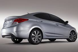hyundai accent model hyundai accent rb concept car previews us market accent