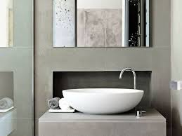 Stand Alone Vanity Bathroom Sink Tecla Can04011con Double Basin Ceramic Console Sink