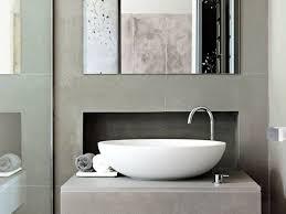 Bathroom Sink Tecla Can04011con Double Basin Ceramic Console Sink
