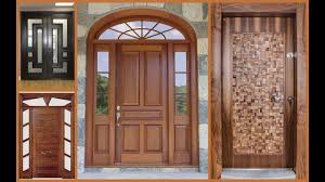 top 50 modern wooden door designs for home 2018 plan n