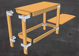 Plans For Making A Wooden Workbench by How To Build A Workbench Or Shelving Unit For Your Garage Or Shed