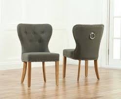 greyson tufted dining chair grey by barbara barry chairs with
