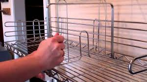 wire shelf dividers the shelving store youtube