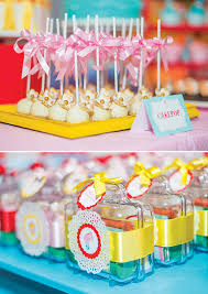 1st birthday party favors ideas cheerios make great favors for
