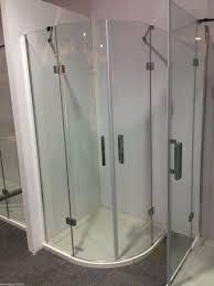 Magnet For Shower Door frameless glass shower screen diamond square quadrant 900x900mm