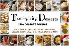 best thanksgiving dessert recipes 2014 divascuisine