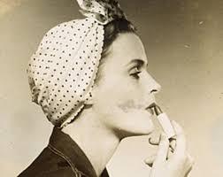 1940s bandana hairstyles tag girl bandana hairstyles archives ladies haircuts styling
