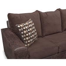 queen memory foam sleeper sofa brando queen memory foam sleeper sofa chocolate american