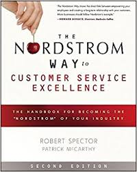 nordstrom help desk for employees the nordstrom way to customer service excellence the handbook for