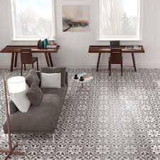 art deco flooring indoor tile floor porcelain stoneware art deco pattern arte