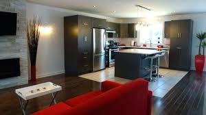 cuisine aire ouverte deco salon cuisine ouverte decoration salon cuisine aire ouverte