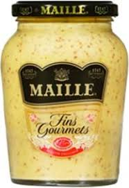 gourmet mustard buy gourmet mustard with white wine vinegar maille moutarde