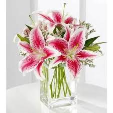 stargazer bouquet pink stargazer bouquet floral arrangement in sunland ca