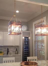 Lantern Pendant Light Fixtures Copper Lantern Pendant Light Miketechguy