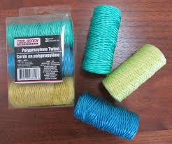 for the older boys pack some twine that they can use for work or