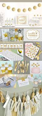 twinkle twinkle decorations favors baby shower baby showers ideas