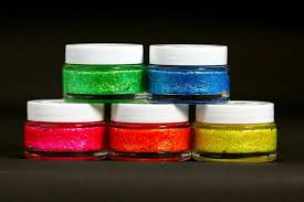 lemonhead u0027s glowing glitter pastes will make you fall in love