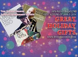 Great Holiday Gifts Great Holiday Gift Ideas From Bynk Records U2014 Matt Parker