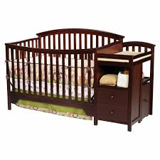 Delta Crib And Changing Table Delta Children Sonoma Crib N Changer Espresso Shop Your Way