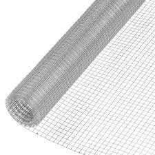 easy gardener 7 ft x 100 ft polypropylene deer barrier lg400171 allfenz 1 8 in x 24 in x 100 ft galvanized hardware cloth