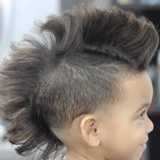new age mohawk hairstyle 70 popular little boy haircuts add charm in 2018