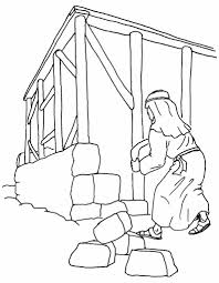 house on the rock parable of the wise and the foolish builders
