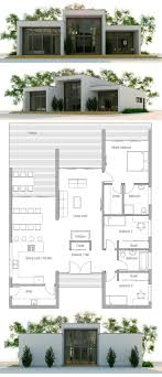 magnificent Modern Minimalist House Plans Design Decorating