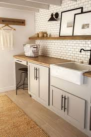 appliances irresistible cute white and wood country kitchen