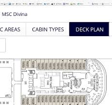 Carnival Sensation Floor Plan by Msc Seaside Help Cruise Critic Message Board Forums