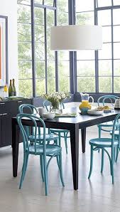 Crate And Barrel Dining Room Tables 26 Best Parsons Dining Table Images On Pinterest Kitchen Tables